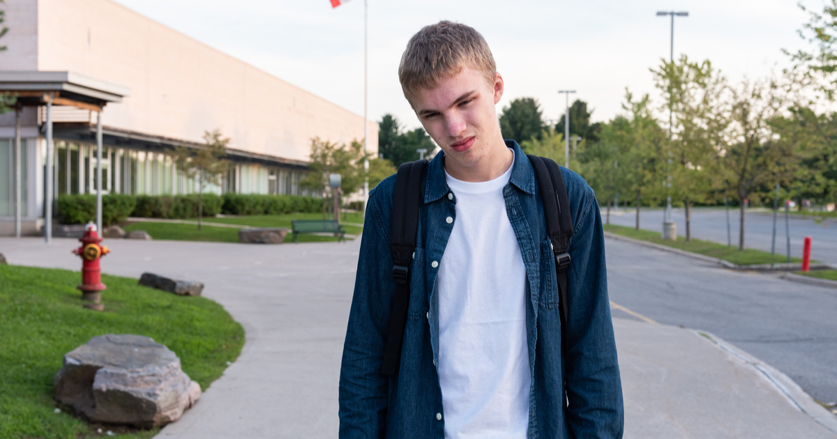Tragic: This Shy, Awkward Teen Has Absolutely No Untapped