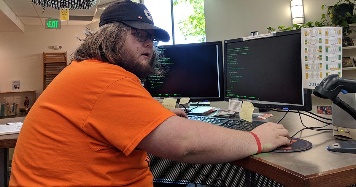 Rogue Valve Developer Works on Game