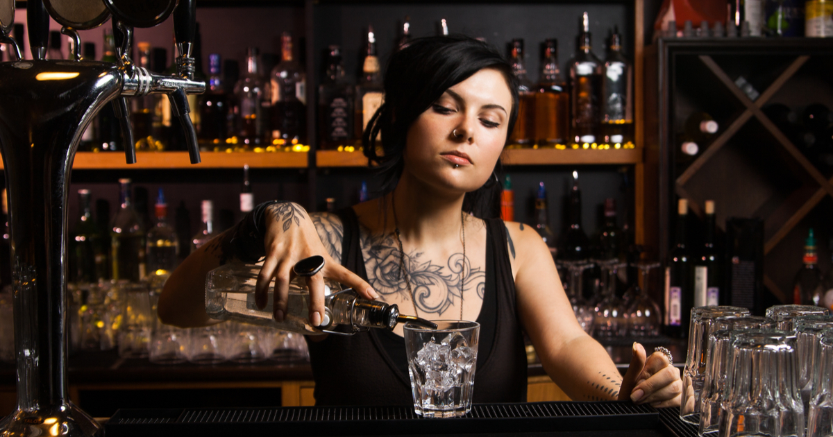 Is She Madly in Love With You, or Just a Bartender Doing Her Job?