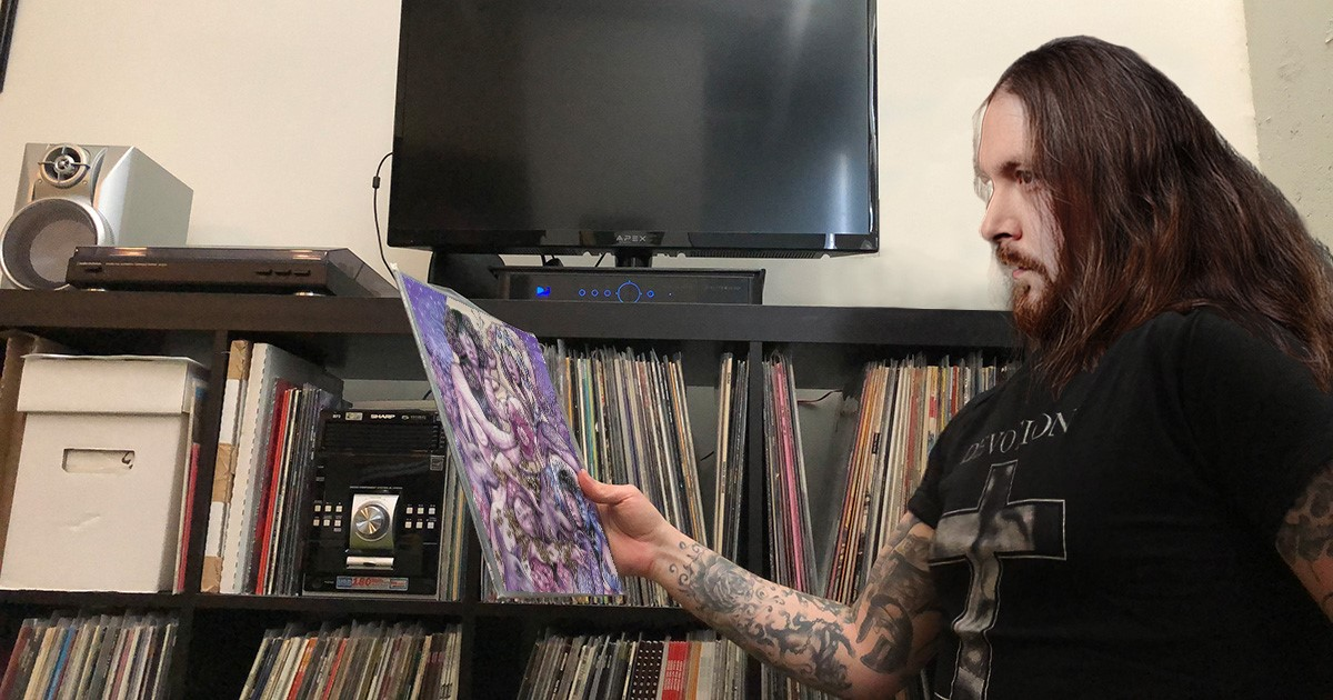 Colorblind Metal Fan Not Sure Which Baroness Album They Just Bought