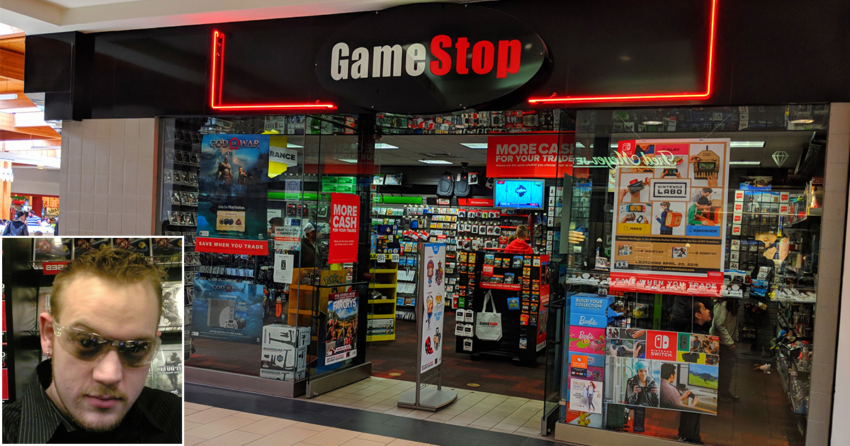 Gamestop Midnight Release List 2020.Gamestop Employee Worried Middle Aged Woman Is Buying M