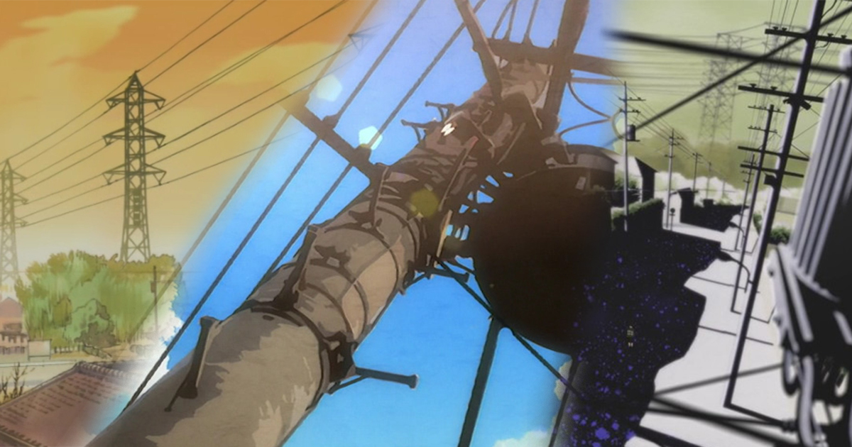 Top 10 Upcoming Anime Of 2020.We Ranked Anime S Top 10 Static Shots Of Power Lines With