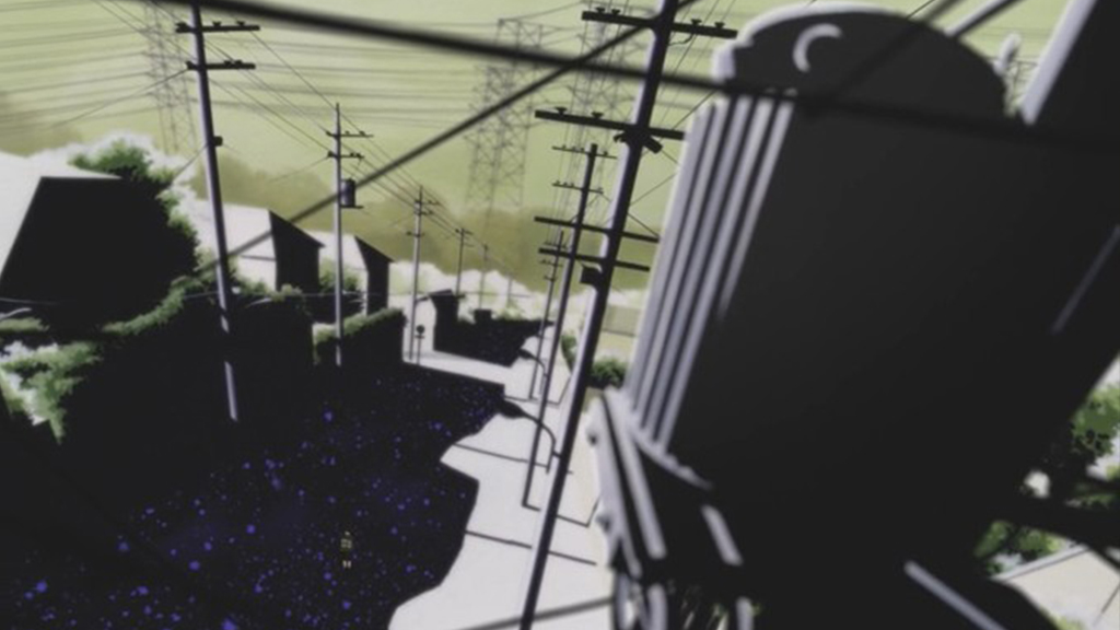 We Ranked Anime's Top 10 Static Shots of Power Lines With Cicada ...