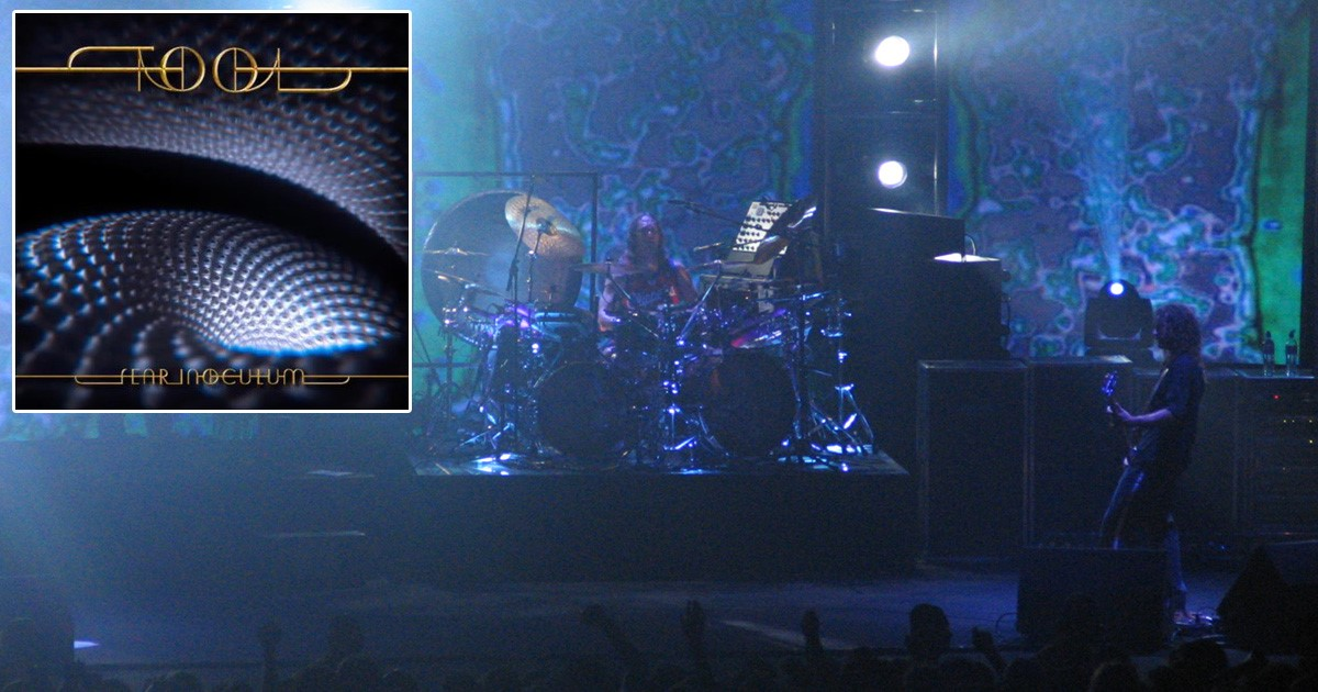 New Tool Album Sounds Exactly the Same Played Backwards