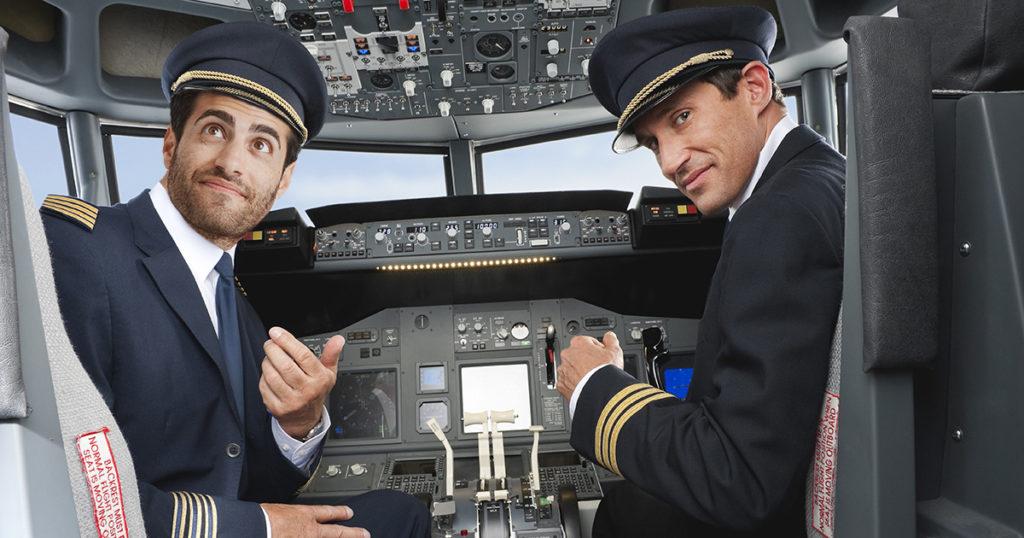 pilot, demo, airline,