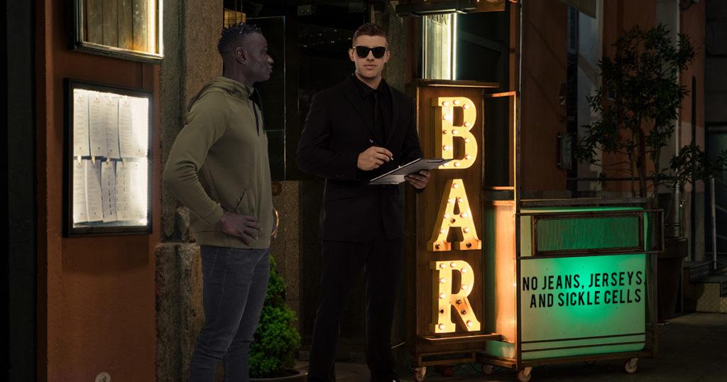 bar, dress code, discrimination