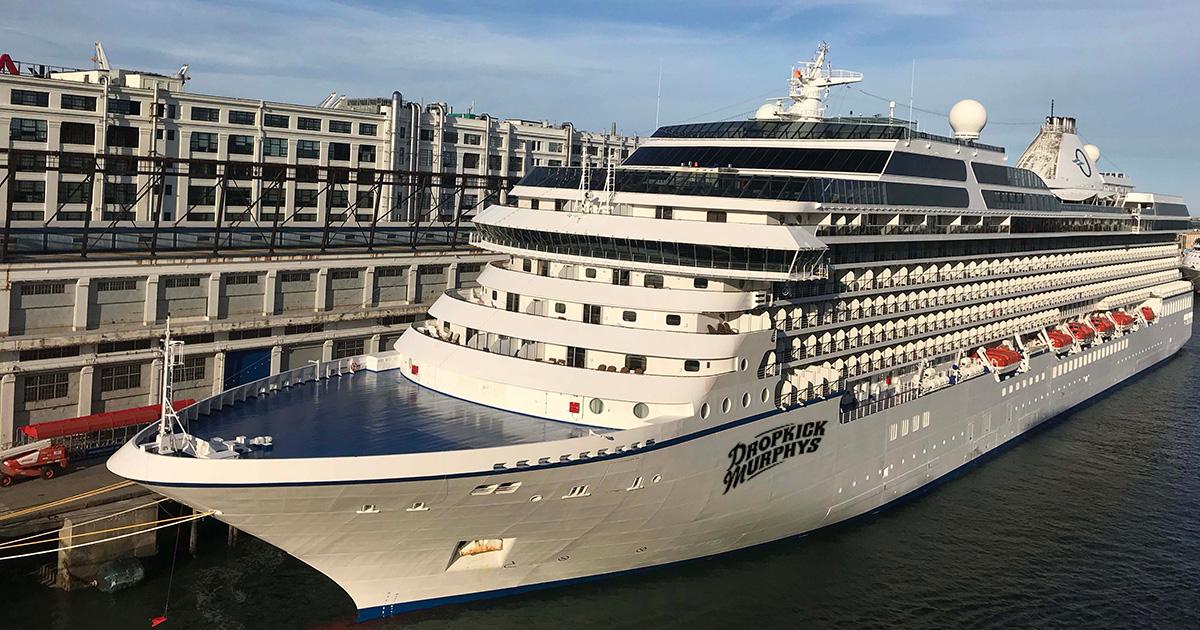Dropkick Murphys Cruise Just Stays Docked in Boston Harbor Whole Time
