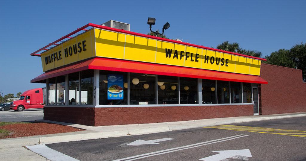 waffle house, venue