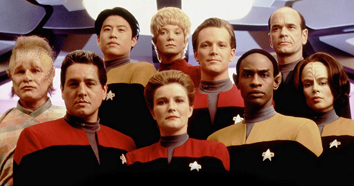 Star Trek Raumschiff Voyager Episodenguide