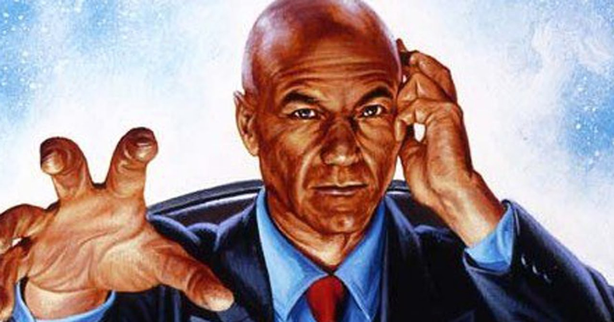 Professor X Sends Thoughts and Prayers, Killing Thousands