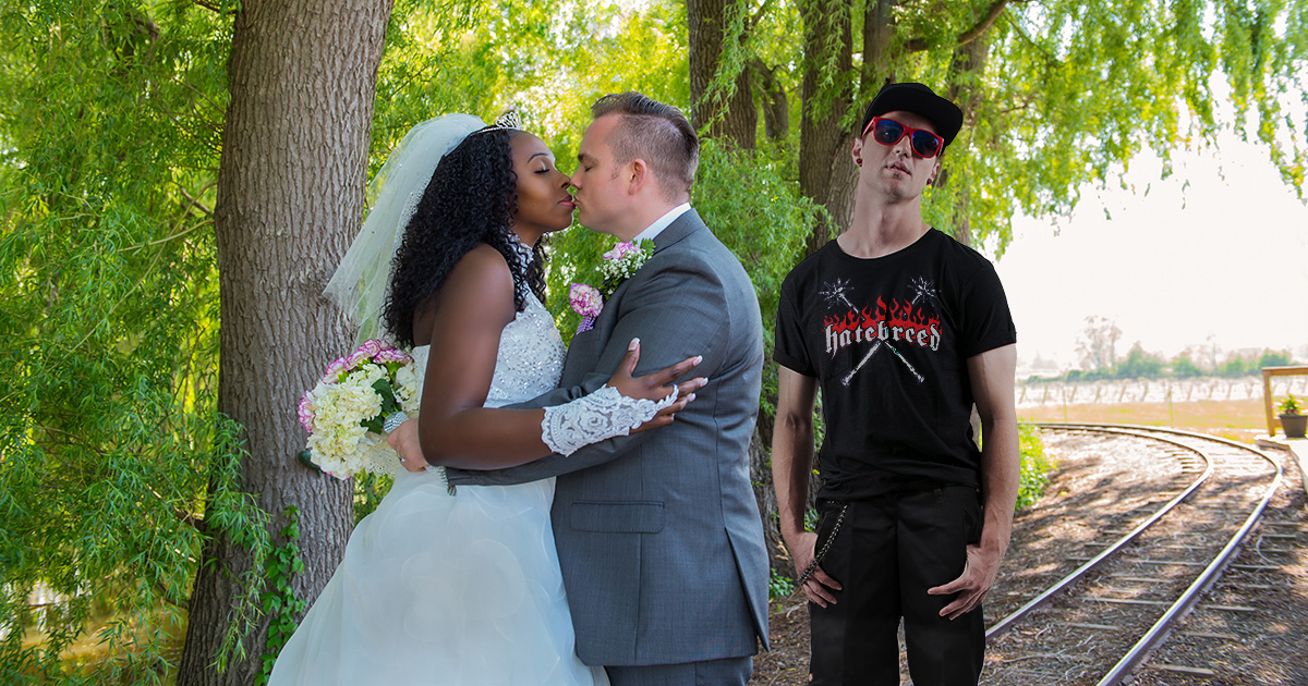 pastor, Hatebreed, wedding
