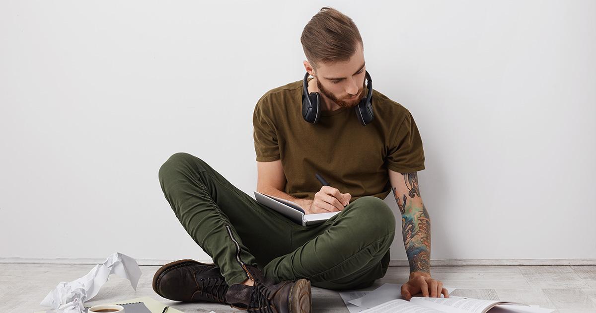 frontman, haiku, lyrics