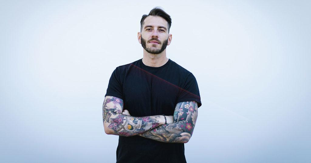 aging punk, old, jaded, boring, lame, tattoos