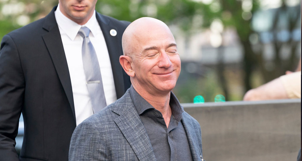 amazon, jeff bezos, coronavirus, covid-19