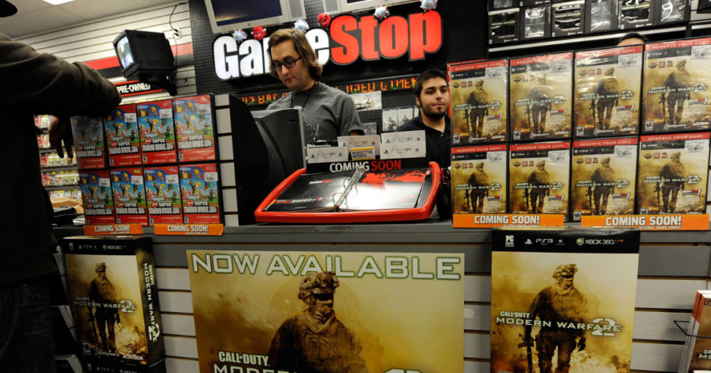 Gamestop Archives The Hard Times