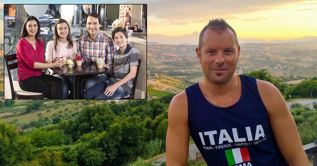sopranos, italian, TV, italy