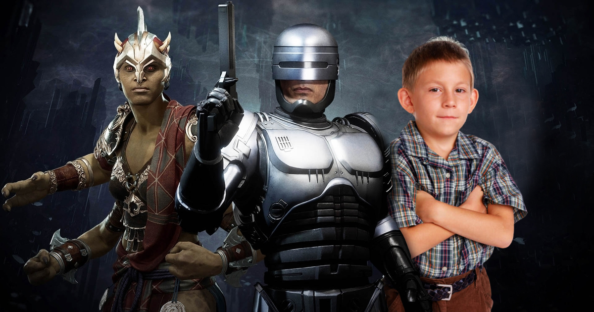 Mortal Kombat 11 DLC Pack to Include Sheeva, RoboCop, and Dewey From Malcolm in the Middle