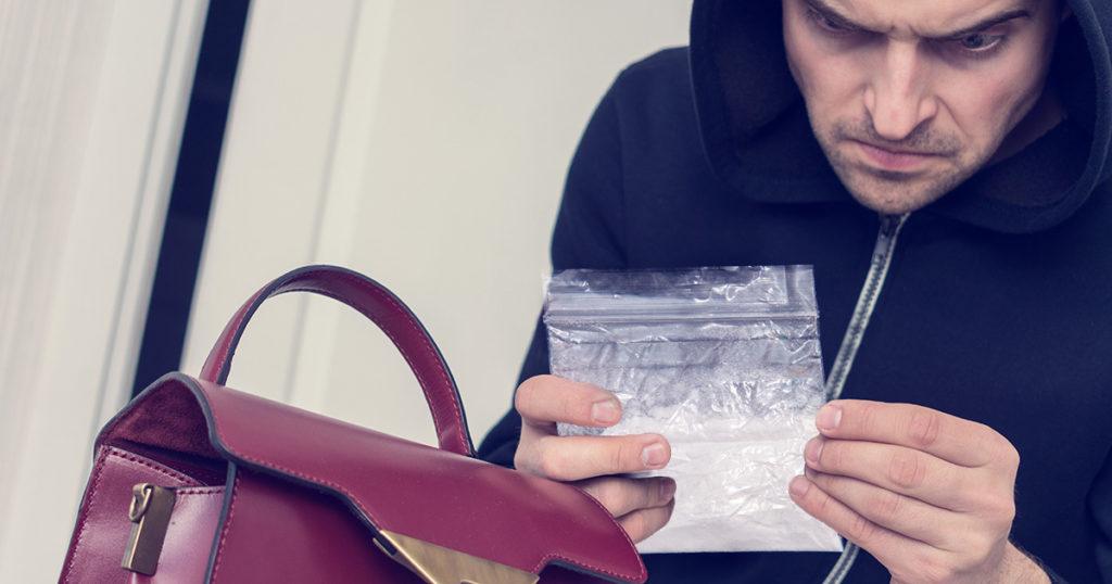 cop, quarantine, drugs