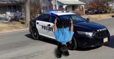boot licker, cop