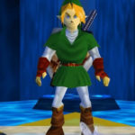 Young Link Shaken After Seeing What a Loser Virgin He Grows Up to Be