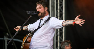 frank turner, fat mike, wessex