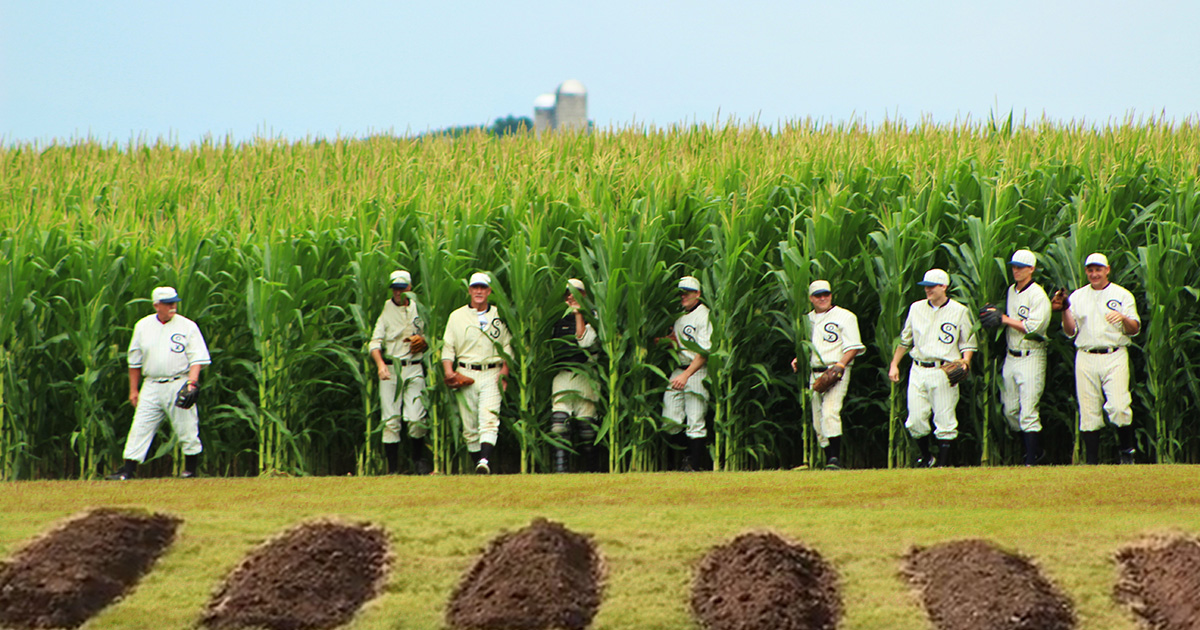 baseball, corn, grave, burial, old, dreams, mass grave