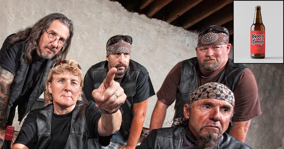 metal band, beer, shit, reunite, craft beer