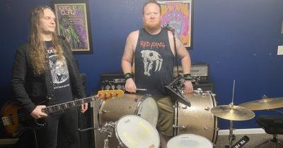 drummer, kit, photo