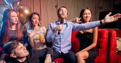 karaoke, sing, song, n-word, racist, cop, ignorant, dumb, acab, police