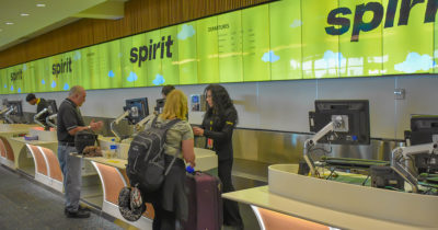 spirit airlines, cheap, gross, sick, COVID-19, plane, virus