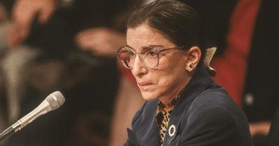 RBG, supreme court, judge