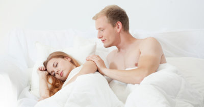 white, naked, red head, blonde, nipple, sex, lick, bed, sheets, covers
