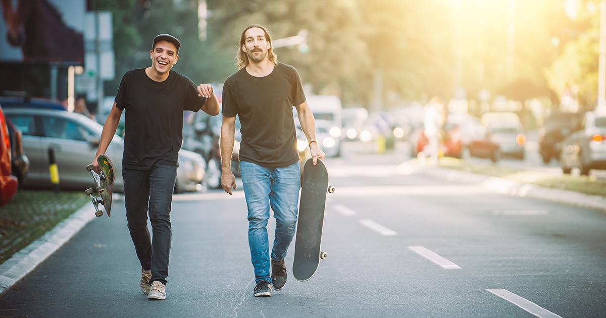 skateboard, sunset, 20, 40, jeans, cool, punk, skater, badass, conformity