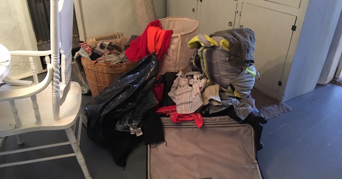 laundry, thanksgiving