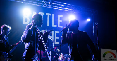 battle of the bands, applausometer, recount