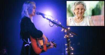 phoebe bridgers, cover, grandma