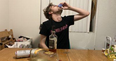 diva cup, shot, drunk