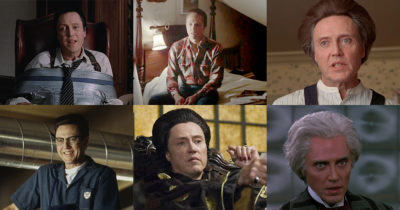 christopher walken, hair, white, watch, ass, butthole, pooper, tick tock, old, skeleton, aging, gross, elder, grandpa, joe dirt, old man, white guy, actor, famous, well known