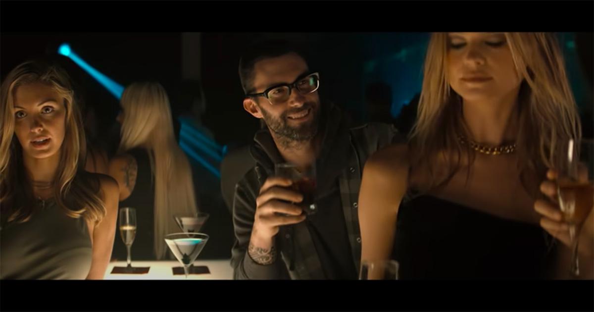 maroon 5, adam levine, video