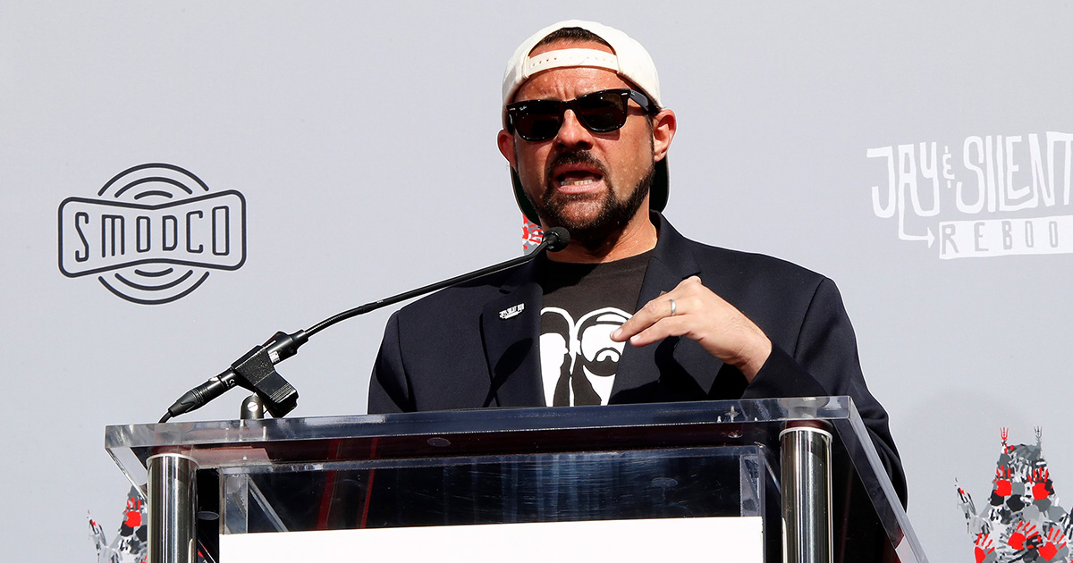 kevin smith, stones, q & a