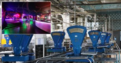 factory, new, nightclub