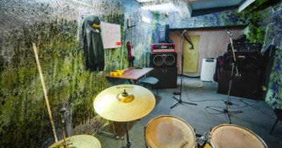 mold, basement, sound
