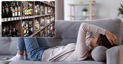 30-year-old, liquor, hangover