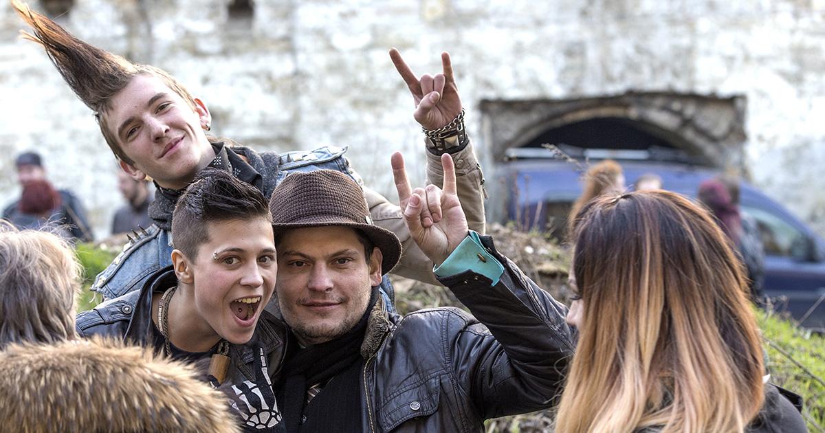 mosh pit, dance, woman, white, funny, cool, alternative, punk, chick, crazy, progressive, revolution, sick, music, loud, fun, mosh