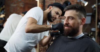 chatty, barber, longing