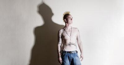hometown, tattoo, punk