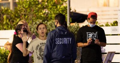 turnstile, gg allin, security