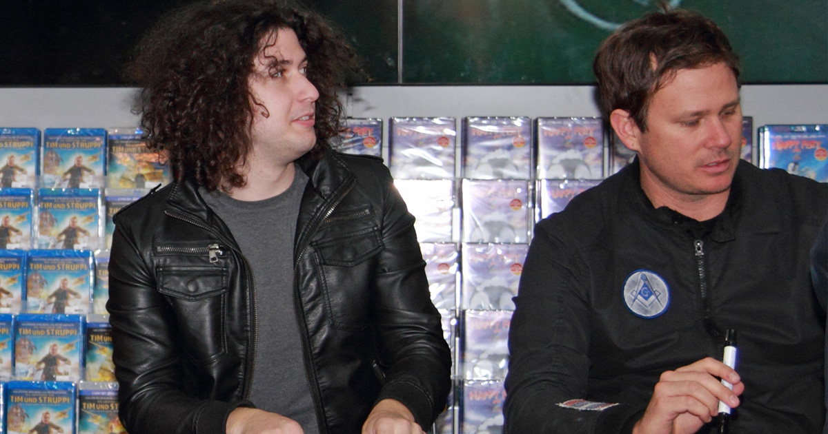 Angels & Airwaves Drummer Survives Yet Another Argument About Adding '& Aliens' to Band Name